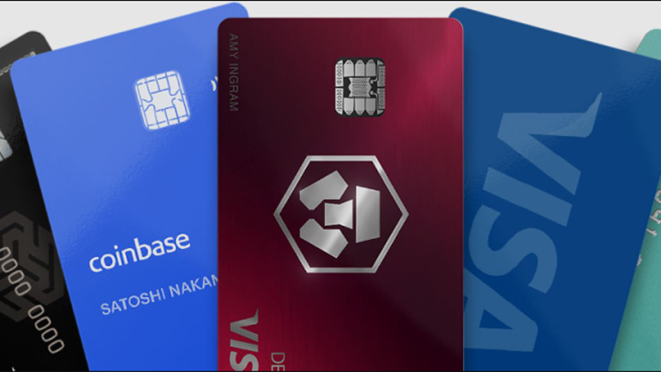 Cryptocurrency Debit Credit Cards